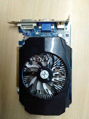 二手 技嘉GIGABYTE GV-N630-2GI 顯示卡。
