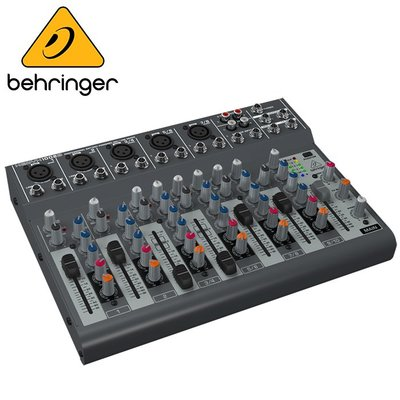 BEHRINGER 1002B 專業級小型混音器(具XENYX前置放大器)