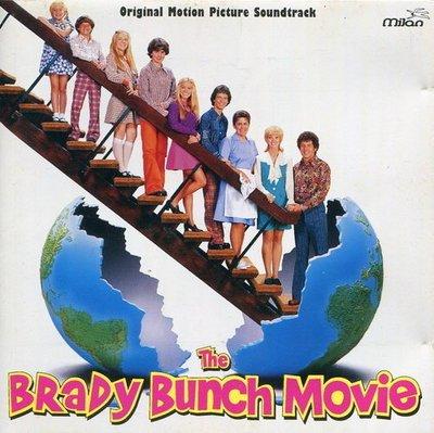 《絕版專賣》妙家庭 / The Brady Bunch Movie 電影原聲帶