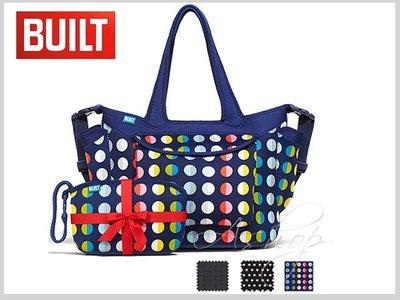 NEW【A Shop】 BUILT NY Go Diaper Tote Gift Set  媽媽包 外出包 贈尿布袋