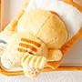 歐斯特館~貓部雜貨  日系呆萌治愈shy cat 卷卷貓背包掛件  裝飾搭配小掛件