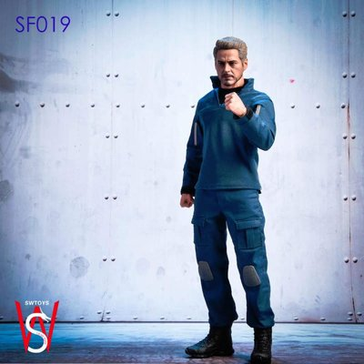 Swtoys FS019 1/6 Scale Tong Stark Figure(全新)