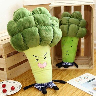 公仔 玩偶 禮物抱枕創意可愛水果蔬菜抱枕公仔個性仿真毛絨玩具布娃娃生日禮物兒童女