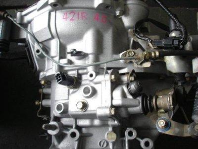 品億 引擎 變速箱 專賣 三菱 97年後 LANCER VIRAGE 日本外匯 手排 變速箱 421 4.0