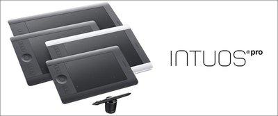 【全新】WACOM Intous Pro 專業版 Touch Small繪圖板 PTH-451/K1-C PTH-451