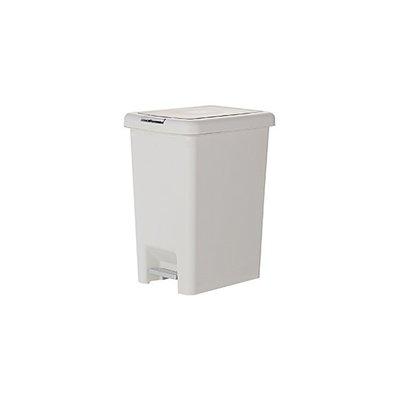 6入以上  10L凱米雙用腳踏垃圾桶 雙開式垃圾桶 按壓式垃圾桶 踩踏式垃圾桶 廁所垃圾桶 垃圾分類 踏式垃圾桶