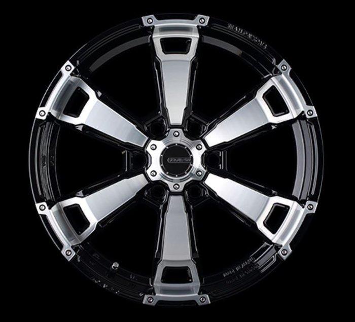 DJD19051747 日本正RAYS FDX G6 17-20吋 鍛造鋁圈 輕量化 依當月報價為準