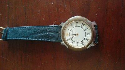 古典精緻法國佐登名錶charles jourdan
