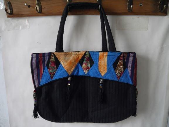 西藏民族風手提包