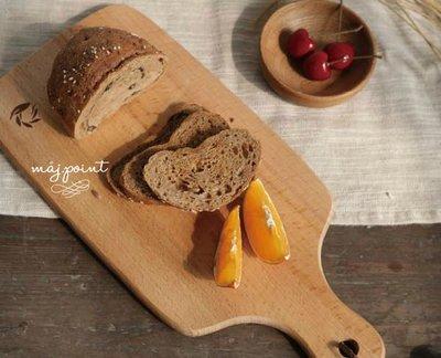 MAJPOINT*砧板 菜板 櫸木麵包盤 ZAKKA雜貨 托盤 菜盤 點心盤(現貨+預購)