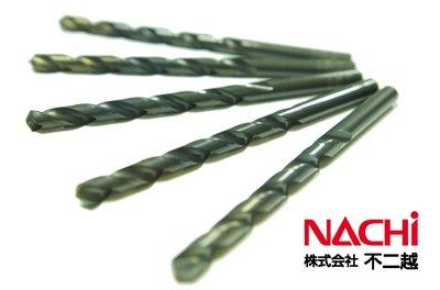 日本 NACHI 不二越 LIST 500 鉄工用ドリル 公制 標準 直柄鑽頭