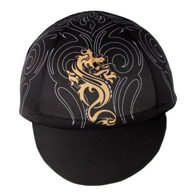 自行車 帽 運動 布帽子-個性圖騰戶外遮陽腳踏車配件73nx2[獨家進口][米蘭精品]