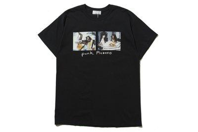 "[ LAB Taipei ] LARRY CLARK x F-LAGSTUF-F ""TEE 2"" (Black)"