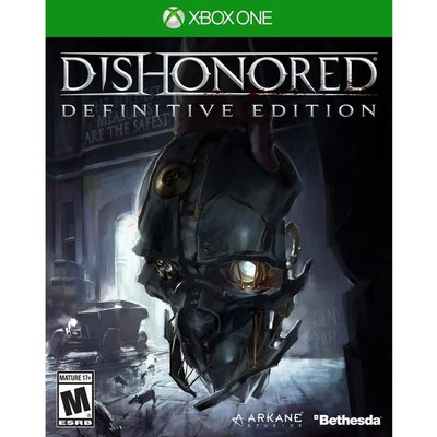 (全新盒損) XBOX ONE 冤罪殺機 決定版 英文美版 Dishonored Definitive Edition