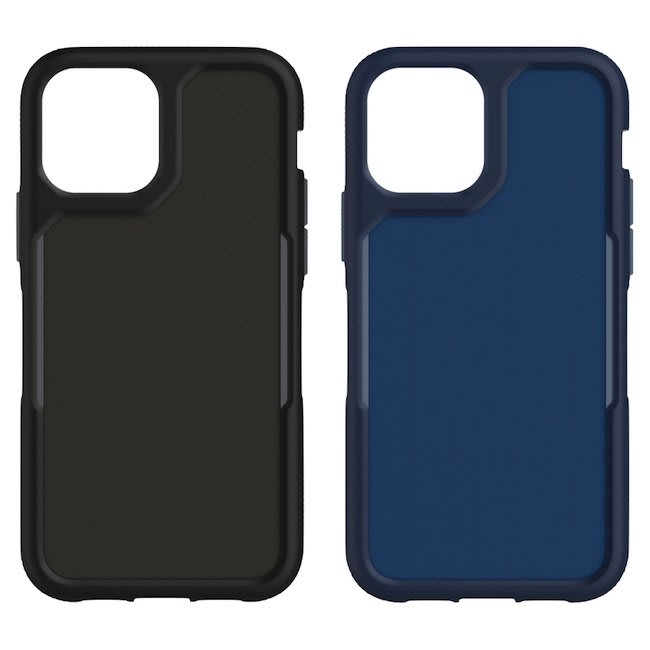 Griffin iPhone 12 mini Pro Max 軍規抗菌霧透4.25米防摔殼 喵之隅