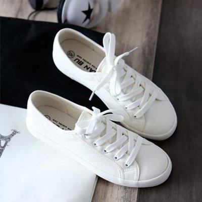 現貨 懶人鞋 女小白鞋 帆布小白鞋 休閒鞋 帆布鞋姊妹鞋 團體鞋 舒適軟底百搭實穿顯瘦 止滑透氣 CC030