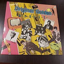 Best Of Original Golden Oldies lp 英文黑膠唱片SL004