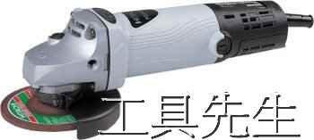 含稅價/PDA-100M【工具先生】日本品牌~HITACHI~日立 4吋 手持砂輪機 平面砂輪機 研磨機 台北市