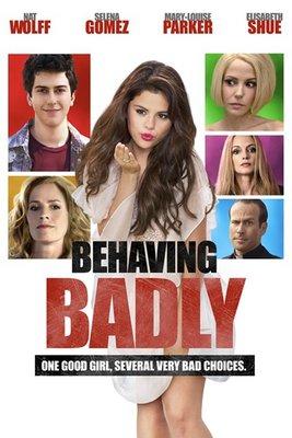 【藍光電影】不善之舉 Behaving Badly 2014 117-078