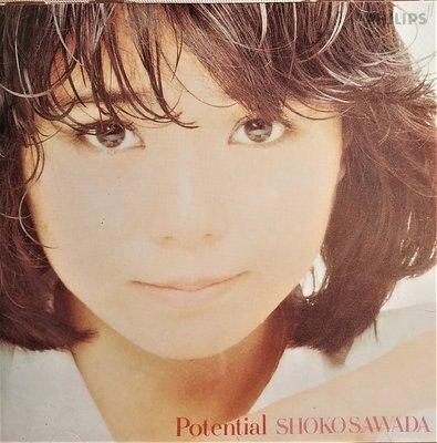 沢田聖子 ( 澤田聖子 ) --- Potential ~ 日版絕版廢盤珍藏, 已拆近全新, CD品質佳如下圖