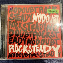 *還有唱片行*NO DOUBT / ROCK STEADY 二手 Y10484