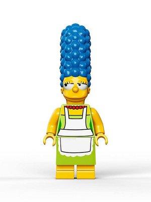 【全新正品 71006】LEGO樂高 辛普森人仔 Marge Simpson sim002