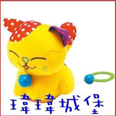 ♪♫瑋瑋城堡✲玩具出租♪♫ (二手出售)日本 People 快跑小喵喵