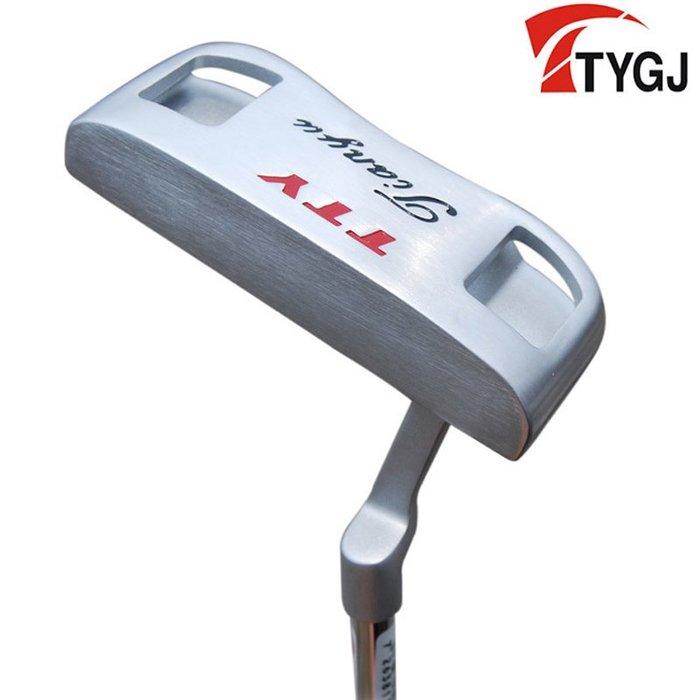 酷兒の體育 正品 TTYGJ 天宇高爾夫 新款 高爾夫推桿 golf初學練習球桿 推桿 左手推桿 左撇子球桿 成人高爾夫