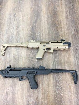 JHS((金和勝 槍店))免運費 WE GLOCK 衝鋒套件 (不含槍) 8670