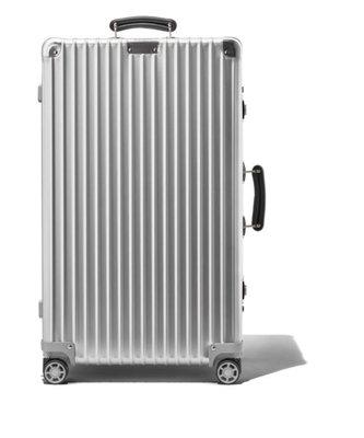預貨含運 RIMOWA CLASSIC Trunk 新款30吋託運行李箱。