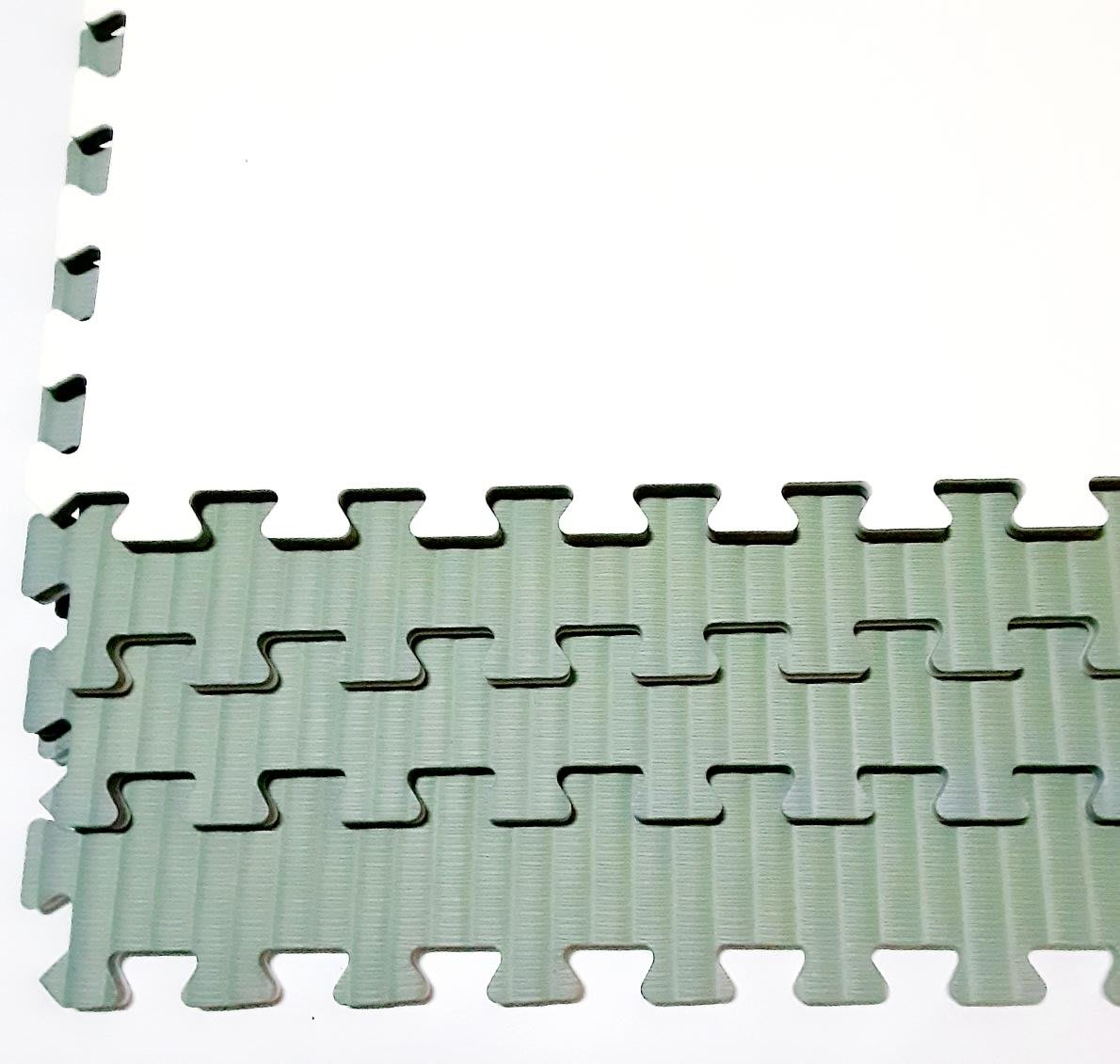 限時特賣/33元 台灣製造/不含甲醯胺 仿塌塌米 62*62*1.3cm 草蓆紋 符合國家CNS認證標準 防護墊 爬行墊