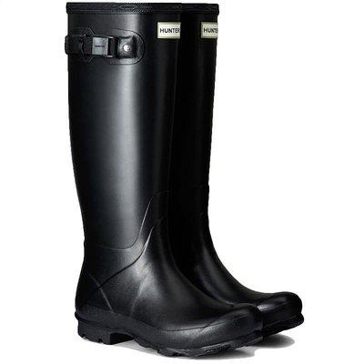 ☆STARⅡ☆全新正品 Hunter Norris Wellington 黑色威靈頓長筒靴雨靴 3399+1元標 無底價