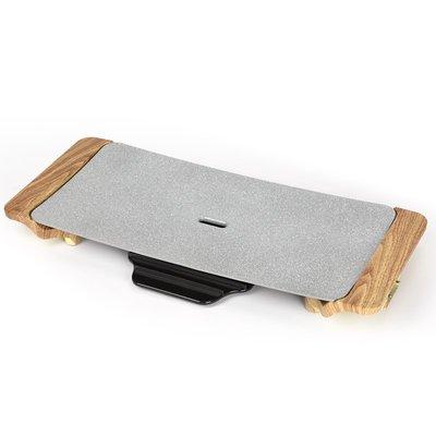 烤爐韓式燒烤爐家用電烤盤鐵板燒不粘燒烤架無煙商用室內功能鍋烤肉機燒烤