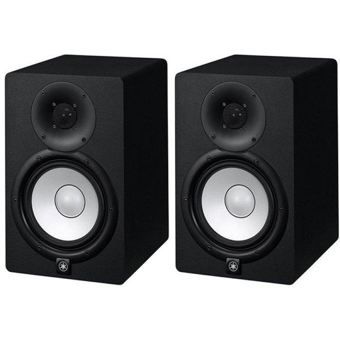 【六絃樂器】全新 Yamaha HS7 二音路主動式監聽喇叭* 2 / 附送美國 ProCo Y型訊號線