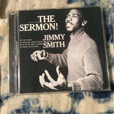 ~春庄生活美學小舖~2手爵士CD    JIMMY SMITH/THE SERMON