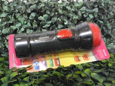 ^.^飛行屋  品 SHUNSHI小型LED充電式手電筒 充電電壓110V~220V :SS~846 攜帶方便