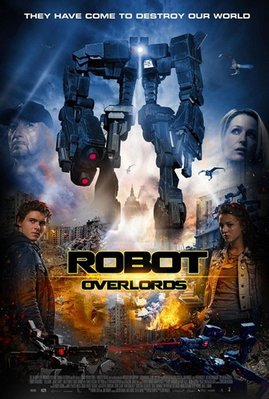 【藍光電影】機器人帝國 (2014) Robot Overlords 英國最新科幻動作大片 75-077
