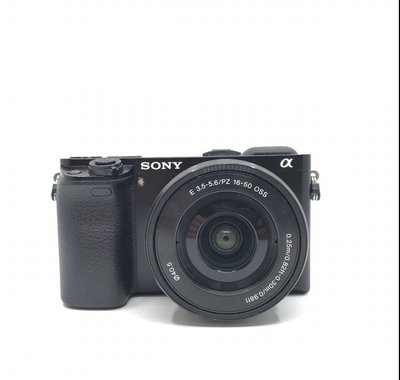 (USED ONLY ONCE) SONY A6000+16-50mm Kit Set