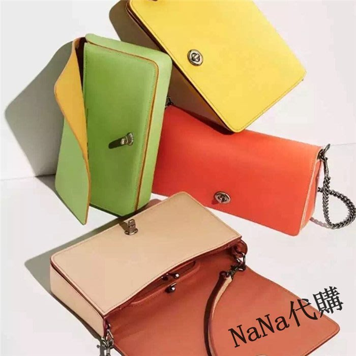 NaNa代購 COACH 37296 Dinky 手袋 限量款 75 Years週年紀念款 單肩包 斜跨 附購證 買送禮