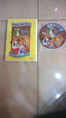 World Family 寰宇家庭 迪士尼 DVD  -  Rainy Day play