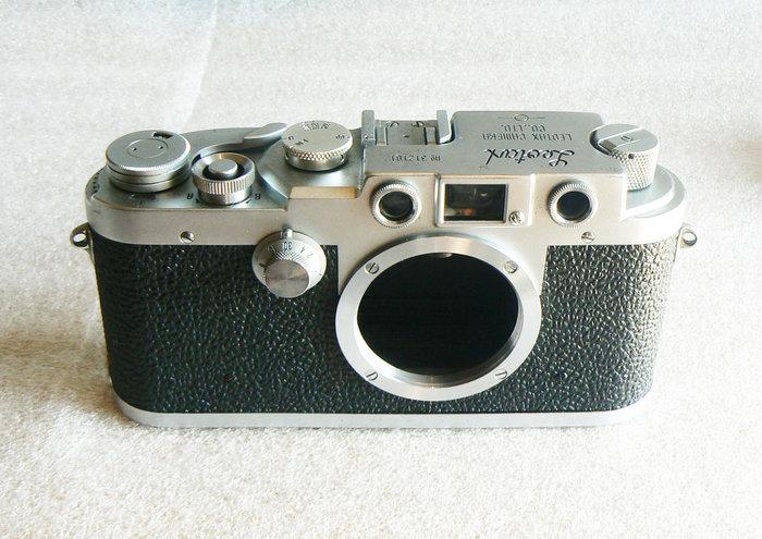 【悠悠山河】收藏級 稀有 LEOTAX CAMERA 測距儀相機 LTM Leica L39卡口 功能正常 疊影清晰