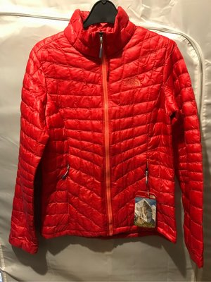 The North Face Women Thermalball Jacket 女子保暖保温外套風褸