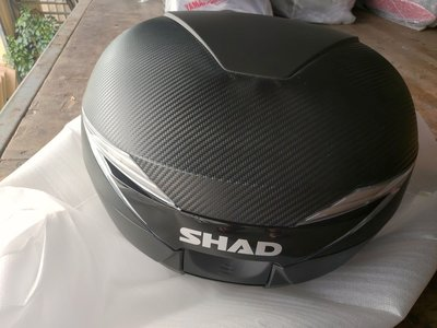 車殼王 shad-sh39-39公升箱子