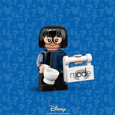 現貨【LEGO 樂高】積木 / 人偶包系列 迪士尼2 DISNEY 71024 | #17 超人特攻隊 衣夫人Edna