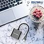 (現貨) 寶利威爾 MDP轉VGA 訊號轉換器 FHD 1080P MDP VGA 轉接線 POLYWELL