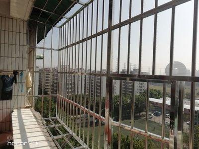 防護網廣州不銹鋼防盜網304201隱形防護網兒童安全護欄鋁合金陽臺門窗