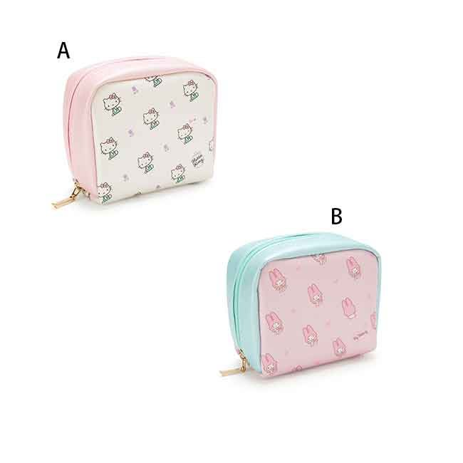 三麗鷗 珠光迷你化妝包 兩款 正版授權