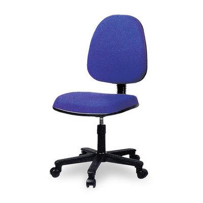 【在地人傢俱】20 幸福購-藍色布冬瓜椅/辦公椅/電腦椅 CS915-15