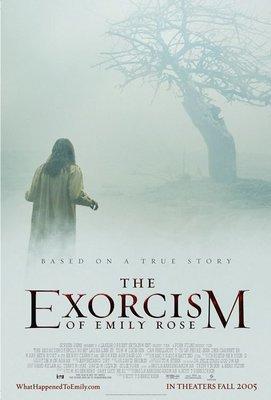 驅魔-The Exorcism of Emily Rose (2005)原版電影海報