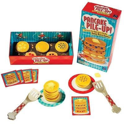 【晴晴百寶盒】美國進口 煎餅疊疊樂 Educational Insights角色扮演禮物益智遊戲玩具高品質W168